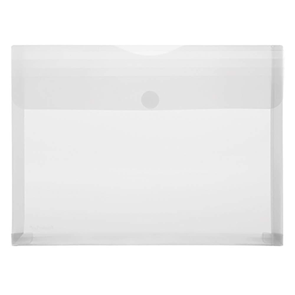 10/x Foldersys Aktentasche f/ür 200/Blatt transparent