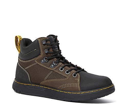 Dr. Martens - Women's Arbor ST Light Industry Boots, Black, 6 US