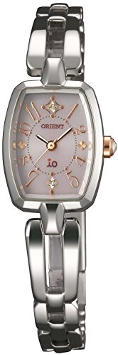 ORIENT watch io Io suite jewelry solar WI0131WD Ladies