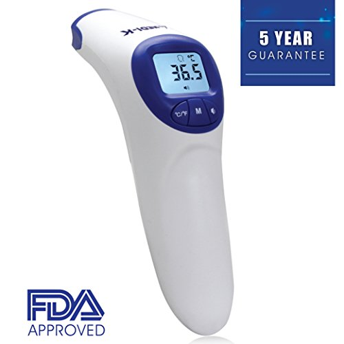 medi-k-infrared-clinical-forehead-thermometer-3rd-generation-immediate-read-sensor-digital-fever-mea