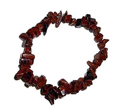 1pc-natural-mahogany-obsidian-healing-crystal-chip-gemstone-7-stretch-bracelet