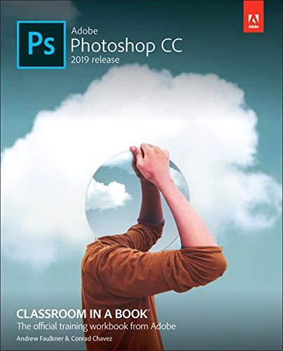 Creative professionals seeking the fastest, easiest, most comprehensive way to learn Adobe Photoshop choose Adobe Photoshop CC Classroom in a Book (2019 release) from Adobe Press. The 15 project-based lessons show key step-by-step techniques for work...
