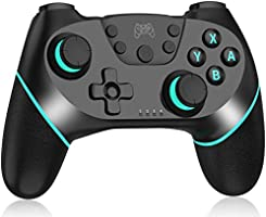 [2021 Upgraded Version] Wireless Switch Controller for N-Switch/ Switch Lite, RegeMoudal Switch Controller Gamepad...