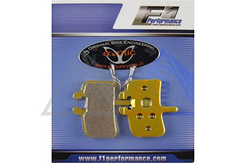 Sintered Hayes Hydraulic Disc Brake Pads HFX9 Mag HFX 9 HMX HMX-2 MX1 MTB Bike