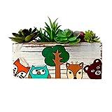 Woodland Animals Planter