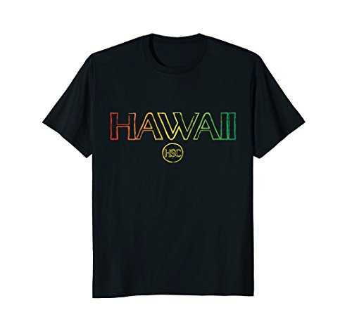 Hawaiian Shirt Hawaii Surf Creations Aloha Island Local Tee (Local Motion Surf)