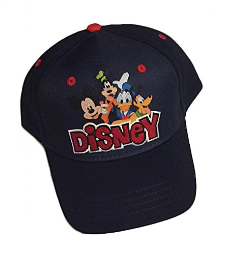 Disney Mickey Mouse Little Boys Character Baseball Hat