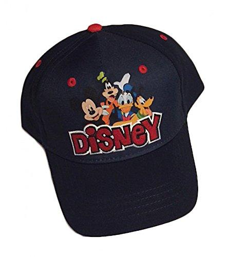 Disney Grumpy Hat (Disney Mickey Mouse Little Boys Character Baseball Hat)