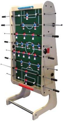 BCE Table Sports Riley Olympic Pro HFT-5N - Futbolín plegable (1,4 m): Amazon.es: Hogar