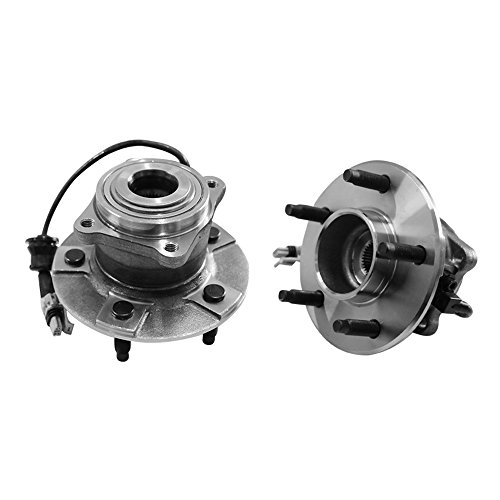 GSP 103229 Axle Bearing and Hub Assembly - Left or Right Rear (Driver or Passenger ()