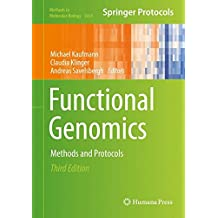 Functional Genomics: Methods and Protocols (Methods in Molecular Biology)