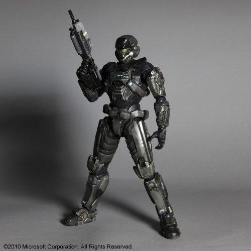 Square Enix Halo Reach Play Arts Kai Series 1 Action Figure Noble Six