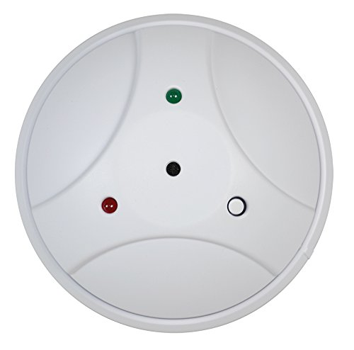 GoControl Smart Break Detector Glass, White (GB00Z-2) ()