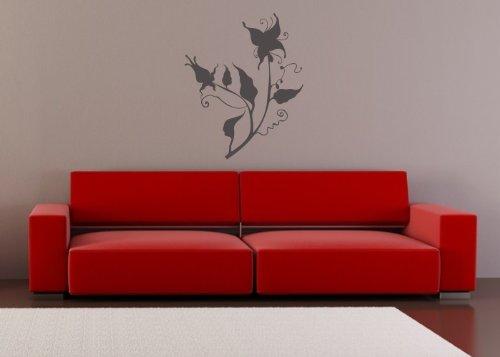 Wandtattooladen Wandtattoo - Nachtschatten Größe 77x95cm Farbe    weiß B00IW2S8IO | Glücklicher Startpunkt  a38064