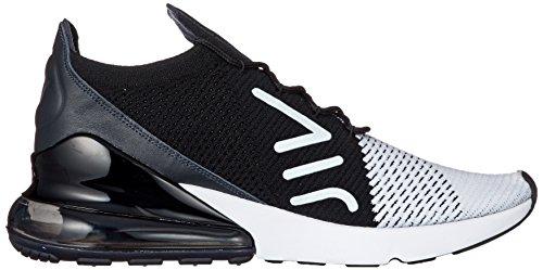 Max 270 AIR Nike Blanc Flyknit Noir Pq7v5Fw