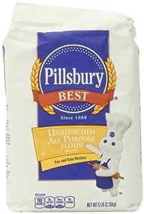 Pillsbury Best All Purpose Unbleached Flour, 5 Pound