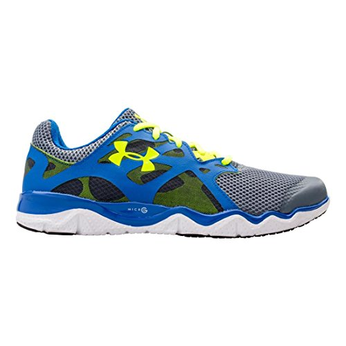 Under Armour Men's 1251234 Gymnastics Shoes GRAVEL/High-Vis Yellow/SCATTER FWx5nyYX