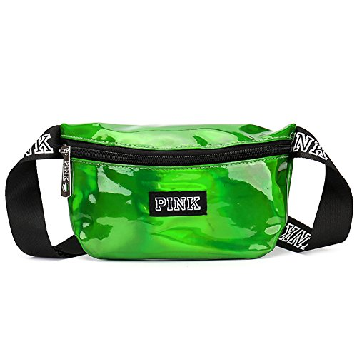 Fine Jewelry Outdoor Sport Print Waist Bag Fashion Unisex Decorative Pattern Waist Gym Fitness Bag Chest Package Holographic Fanny Pack Always Buy Good