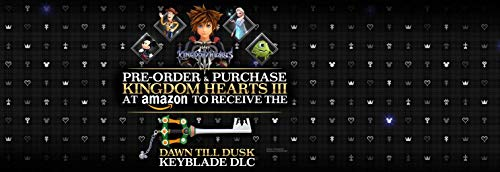 41b3JgxerGL - Kingdom Hearts III - PlayStation 4 Deluxe Edition