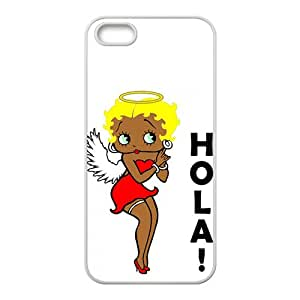Hola Fashion Comstom Plastic case cover For Iphone 5s
