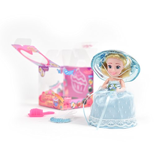 Cupcake Surprise Scented Princess Dolls - Bridal Edition (Color & Style May Vary)