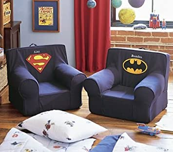 Admirable Amazon Com Pottery Barn Kids Batman Superman Anywhere Gmtry Best Dining Table And Chair Ideas Images Gmtryco