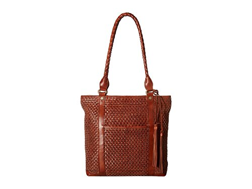 (Patricia Nash Women's Rena Tote Rust One Size)