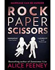 Rock Paper Scissors: The phenomenal new thriller and instant New York Times bestseller from the author of Sometimes I Lie
