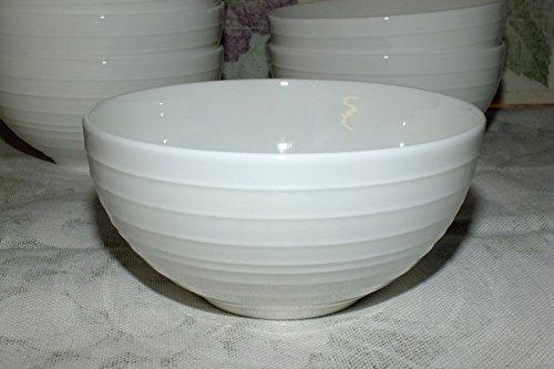 MIKASA CIARA SMALL FRUIT BOWL - INDIVIDUALLY SOLD - BONE CHINA ()