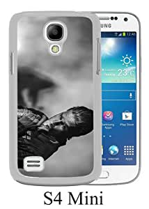 Great Quality Samsung Galaxy S4 Mini Case ,Sons Of Anarchy Jax Teller Charlie Hunnam White Samsung Galaxy S4 Mini Cover Case Hot Sale Phone Case Unique And Beatiful Designed