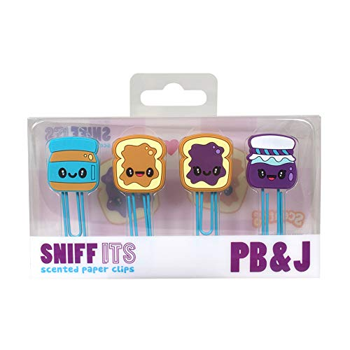 (Sniff Its PB & J Scented Paper Clip)