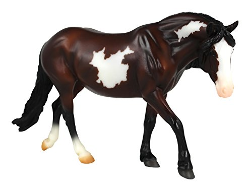 Breyer Classics Bay Pinto Pony Doll (1:12 Scale)