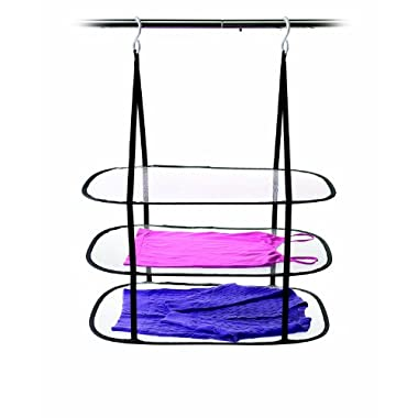 Homz Hanging Sweater Dryer, 3 Tier Drying Surface (424006)