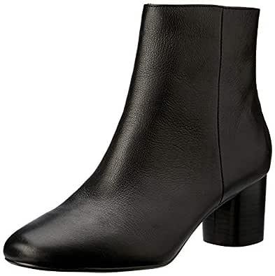 Hush Puppies  Kari Boots, Black, 5 US