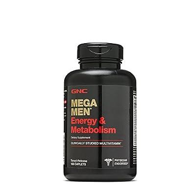 GNC Mega Men Energy Metabolism