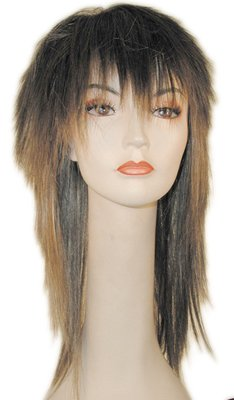 Image Unavailable. Image not available for. Color  Tina Turner Women s  Costume Wig 9091bd1f498d