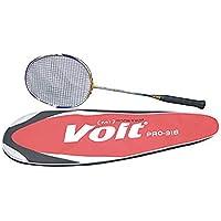 Voit T7821 Raket Badminton Unisex, Gümüş