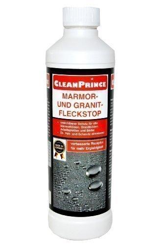 Cleanprince Marmo E Granito Stop Alle Macchie 500 Ml Impregnazione