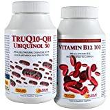 TruQ10 QH Ubiquinol-50 with Vitamin B12-100 240 Kit