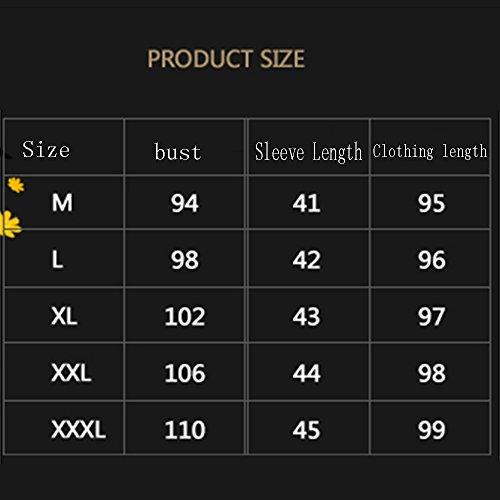 nera a femminile lunga aria Abbigliamento in con traspirante sezione maglia Giacca ricamato XXXL in XRXY protezione sole Cardigan ZAYPJ pizzo dimensioni estivo moda condizionata pOw6A4q