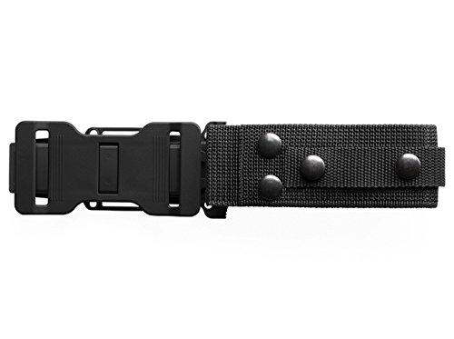Gerber StrongArm Fixed Blade Knife, Fine Edge, Black [30-001038N]
