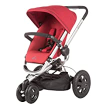 Quinny Buzz Xtra Single Stroller in Red Rumor