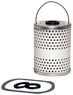 WIX Filters - 33102 Heavy Duty Cartridge Fuel Metal Canister, Pack of 1