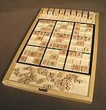 Wooden Sudoku Board Puzzle