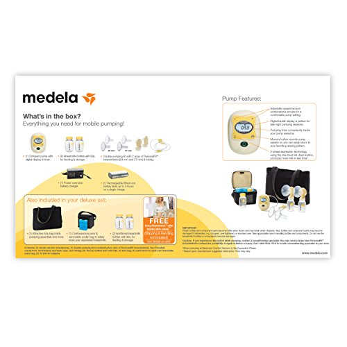 Medela Freestyle Breast Pump - Buy Online In Uae  Baby Products Products In The Uae -9382