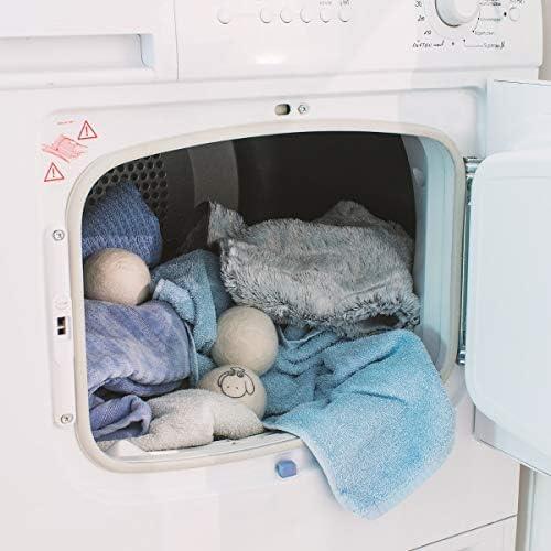 Nsiwem 14 Piezas Bolas de Secadora de Lavadora Suavizante de Ropa Bolas de pl/ástico para Colada Lavadora Bolas de Secado para Lavander/ía Reutilizables para Piezas y Accesorios de secadoras