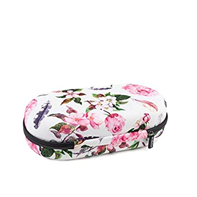 Brakitty SIZE: B-C CUP Premium Bra & Lingerie Travel Accessories Case Women Organizer with Zipper Closure