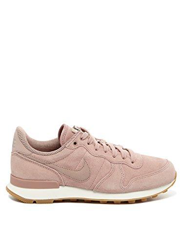 Nike Damen Internationalist SE Pink Leder/Textil Sneaker Rosa