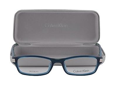 Calvin Klein CK5866 Eyeglasses 46-15-135 Petrol Green 431
