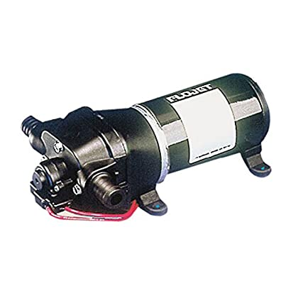 Image of Flojet R4325343A Wash-Down Pump 4.5 GPM 24 Volt 40 PSI Boat Plumbing Item